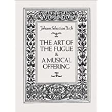The Art of the Fugue and A Musical Offering (Dover Chamber Music Scores) (English Edition)