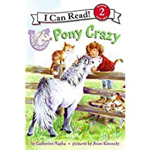 Pony Scouts: Pony Crazy (I Can Read Level 2) (English Edition)