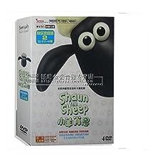 动画片 小羊肖恩2 第1季 (2) 正版4DVD碟片 幼儿益智动画 正版
