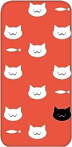 智能手机壳 TPU 印刷 对应各种机型 cw-711top 套 猫 猫 猫 CAT UV印刷 软壳WN-PR499664 ZenFone 3 Deluxe ZS570KL 图案E