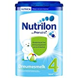 (跨境自营)(包税) Nutrilon 荷兰牛栏幼儿配方奶粉4段800g (1周岁及以上 )