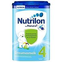 (跨境自营)(包税) 荷兰 牛栏 Nutrilon 幼儿配方奶粉4段易乐罐 1周岁及以上 800g