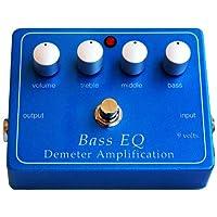 Demeter 贝司EQ 均衡器 吉他效果器 BEQ-PB