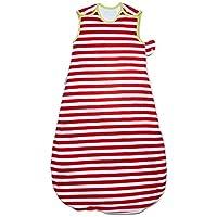 英国Grobag睡袋-红白条纹 (2.5托格,6-18个月)AAE3595