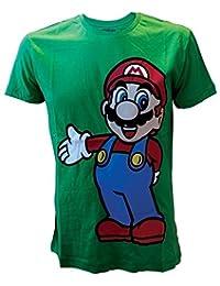 Nintendo T 恤 - XL - 站立马里奥(*)