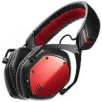 V-MODA Crossfade 無線頭戴式耳機 紅色