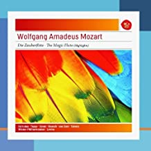 进口CD:李汶:莫扎特 魔笛(精选辑) Mozart Die Zauberflote K620(Highlights)/Sony Classical Masters(CD)88697712642
