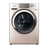 【下单直降500元】Panasonic 松下 9kg全自动大容量罗密欧除螨带烘干,滚筒洗衣机XQG90-EG92N(亚马逊自营商品, 由供应商配送)