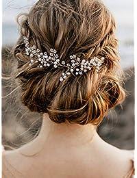 fxmimior 新娘婚礼*水钻发箍头饰婚礼派对晚礼服*配件