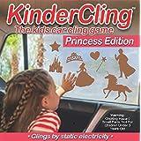 TuckVisor KinderCling 窗贴 贴花 儿童和幼儿旅行游戏