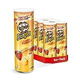 Pringles 品客薯片经典辣椒味 6包(6×190克)