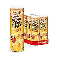 Pringles 品客薯片經典辣椒味 6包(6×190克)