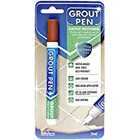 Rainbow Chalk Markers Ltd Grout Pen 灰色(Terracotta) Small (5mm Bullet) GP81108