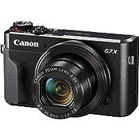 佳能(Canon)PowerShot G7 X Mark II/G7X2 数码相机 附送Aisying相机包+闪迪32G高速SD卡+静电贴膜+读卡器+备用国产NB13L电池+读卡器+镜头纸
