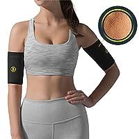 Hot Shapers 手臂袖 - 女式压缩臂修剪器 - *和手臂*塑形护腕