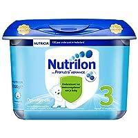 (跨境自营)(包税) 诺优能 较大婴儿配方奶粉3段安心罐 10-12月龄 800g