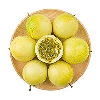黄金百香果5斤 水果 产地现摘直发