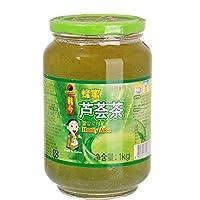 韩今(韩国) 蜂蜜芦荟茶1Kg(韩国进口)(亚马逊自营商品, 由供应商配送)