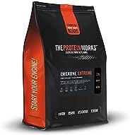 The Protein Works Creatine Extreme Powder, Creatine Formula (Creatine Mono, Creatine Gluconate, Tri Creatine M
