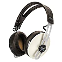 Sennheiser HD1 Wireless Headphones with Active Noise Cancellation - White