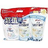 PIGEON 贝亲 婴儿多效洗衣液促销装(阳光香型)1.2L+1L*2 PL247