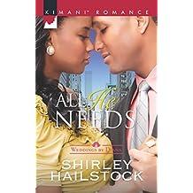 All He Needs (Mills & Boon Kimani) (Weddings by Diana, Book 3) (English Edition)
