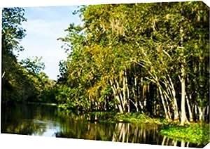 """PrintArt GW-POD-11-PSHSF-399-16x11 数字艺术微喷油画艺术印刷品 20"""" x 14"""" GW-POD-11-PSHSF-399-20x14"""