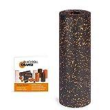 blackroll-orange/Dr. Paul Koch 泡沫轴 按摩滚轴 标准硬度 45 厘米,8050300