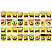 孩之宝Hasbro培乐多Play-Doh橡皮泥大包(36罐)