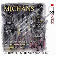 进口CD:室乐作品 Michans:Obeoe String Quartet(CD)60317522