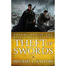 Theft Of Swords: The Riyria Revelations (English Edition)