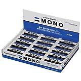 蜻蜓铅笔 橡皮擦 MONO PE04 100尺寸30个 MONOPE04 30个