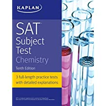 SAT Subject Test Chemistry (Kaplan Test Prep) (English Edition)