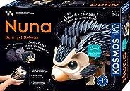 KOSMOS 620066 Nuna – 你的刺猬机器人通过鼓掌向后滚轮,滚动组装,形成刺猬,迷人*模型实验箱