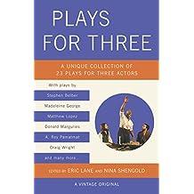 Plays for Three (English Edition)