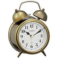 CITIZEN 闹钟 连续秒针  双铃 RA06 8RAA06-063