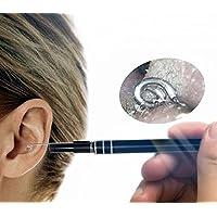可视耳勺耳道内窥镜耳勺 可视洁耳器高清镜头不发烫支持手机电脑可视耳勺 (1个装)