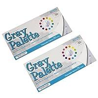 ATHENA Grey Palette 灰色调色板 手持尺寸 ( 2件套装 ) 11000264