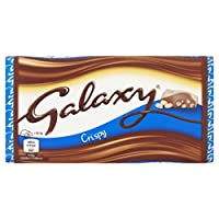 Galaxy 酥脆巧克力棒 102 g (24件装)