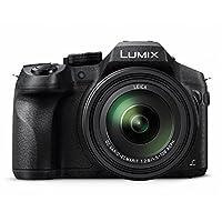Panasonic Lumix DMC - fz300egk 优质 - Bridge 摄像头 (12万像素, 24 x opt Zoom, Leica DC 广角镜头, 4 K 照片/视频, 防尘/防水) 黑色
