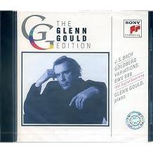 进口CD:巴赫:歌德堡变奏曲/古尔德 Variations Goldberg/Glenn Gould(CD)SMK52619