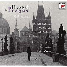 进口CD:德沃夏克:新世界交响曲百周年庆祝音乐会/马友友/小泽征尔 Dvorak In Prague:A Celebration/Yo-Yo Ma(CD)88697560352