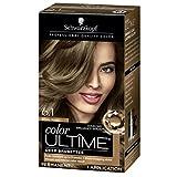Schwarzkopf Color Ultime Hair Color Cream, 6.1 Smoky Brown (Packaging May Vary)