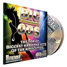 Mr Entertainer Big Karaoke Hits of The 00 年代(未来)- 双 CD+G (CDG) 套装。 40 首经典歌曲