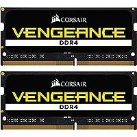 Corsair海盗船高性能内存 无缓冲 SODIMM 32 DDR4 2400 MT/s DRAM CMSX32GX4M2A3000C16