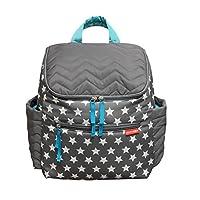 美国Skip Hop5*妈妈包(双肩包)-灰色星星SH333807