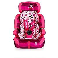 COSATTO 卡萨图 英国品牌 儿童安全座椅 ZOOMI 祖米系列 9月-12岁 承重9-36KG DILLY DOLLY 小女孩