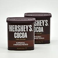 HERSHEY'S好时可可粉 纯巧克力粉 美国原装 226gX2盒