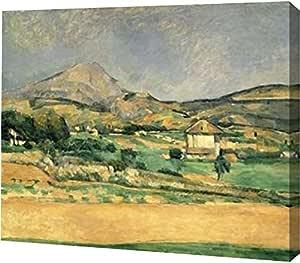 "PrintArt""A View Over Mont St. Victoire 24"" x 20"" GW-POD-64-18365-24x20"
