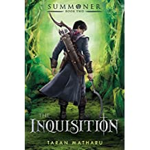 The Inquisition: Summoner: Book Two (The Summoner Trilogy 2) (English Edition)